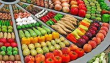 La dieta dei colori