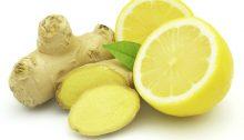 Acqua, zenzero e limone. Tre ingredienti per disintossicare l'organismo.