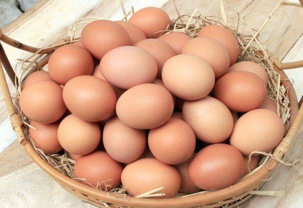 Edimburgo prodotte le uova contro il cancro.